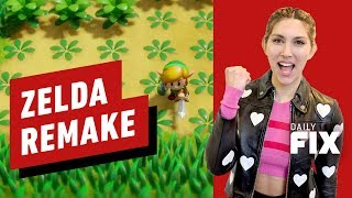 The Legend of Zelda Remake We Didn't See Coming - IGN Daily Fix by IGN