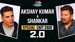 Video Akshay Kumar & Director Shankar Exclusive Interview About Robo 2.0 Movie | NTV ENT MP3, 3GP, MP4, WEBM, AVI, FLV Desember 2018