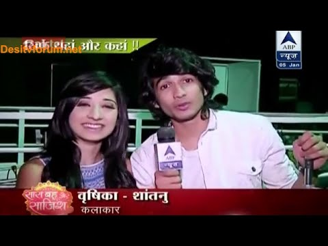 Video Vrushika And Shantanu On Last Day Of D3 By SBS - 5th January 2015 download in MP3, 3GP, MP4, WEBM, AVI, FLV January 2017