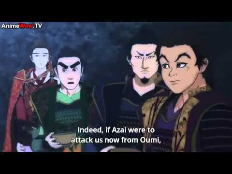 Nobunaga Concerto Episode 08 English sub 2015