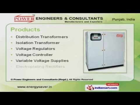 Power Engineers And Consultants (regd.)