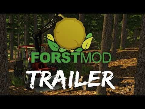 Forest Mod 1.0 Beta