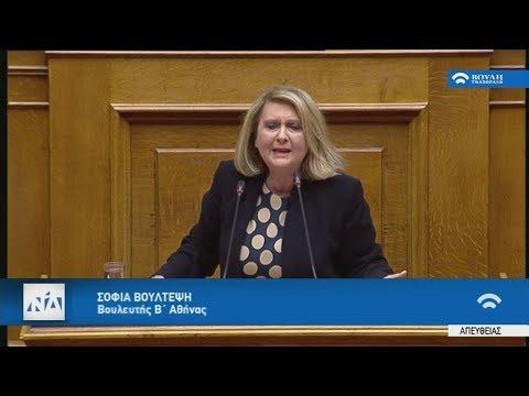 Eνταση στη Βουλή για το Σκοπιανό