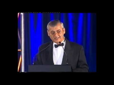 2002 Ethnic Business Awards – Winner – Medium to Large Business Category – Anthony Khouri – Bufori Motorcar Co