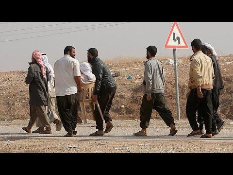 Ιράκ: Αναρίθμητες ορδές προσφύγων – world