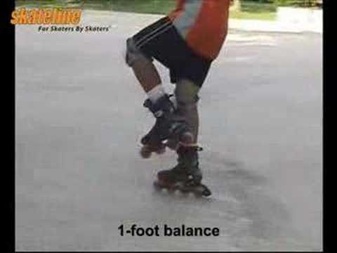 1-Foot Balance