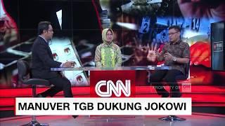 Video Dukung Jokowi, TGB Kecewa Demokrat hanya munculkan AHY? MP3, 3GP, MP4, WEBM, AVI, FLV Februari 2019