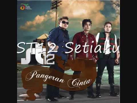 [FULL ALBUM] ST 12 ~ Pangeran Cinta 2012