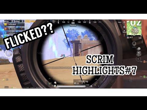 PUBGM-SCRIM_HIGHLIGHTS#7