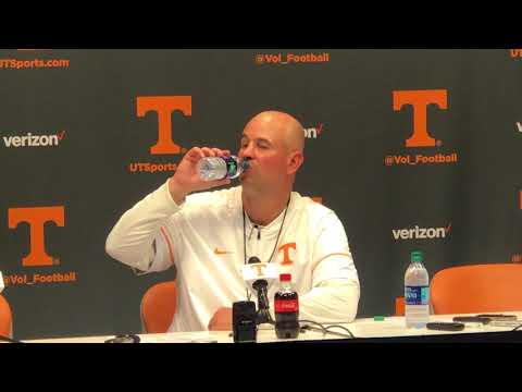 SEC Country/Mike Griffith Jeremy Pruitt O&W press conference
