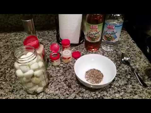 How To Pickle Quail Eggs In 5 Minutes