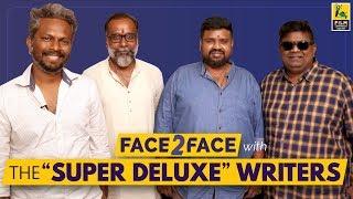 Video The Writing of Super Deluxe | Mysskin | Nalan | Neelan | Thiagarajan Kumararaja | Interview MP3, 3GP, MP4, WEBM, AVI, FLV Maret 2019