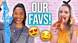 Our All Time Favorites! [Beauty, Skincare, Food & More!] (Beauty Break) by Clevver Style