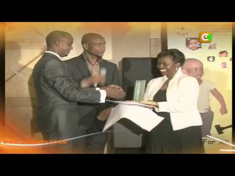 kenyacitizentv - Thank You Kenya - Citizen TV Reporters.