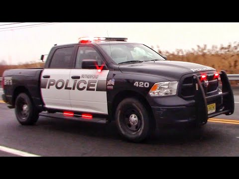 Top 25 Police Cars Responding Of 2018