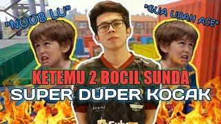 Video RANDOM SQUAD KETEMU 2 BOCIL SUNDA SUPER KOCAK !!! - PUBG MOBILE INDONESIA MP3, 3GP, MP4, WEBM, AVI, FLV Maret 2019
