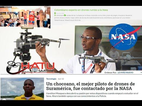 HATU-NASA Y DRONES