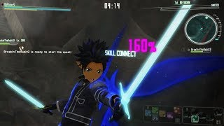 Nonton Accel World Vs Sword Art Online   Online Battles  Duel   Kirito Vs  Rain Film Subtitle Indonesia Streaming Movie Download
