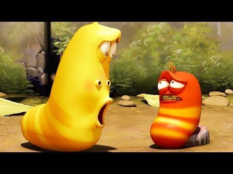 LARVA - YELLOW THE DENTIST | Cartoon Movie | Cartoons For Children | Larva Cartoon | LARVA Official - Thời lượng: 39 phút.