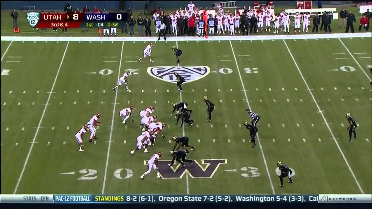 Desmond Trufant vs Utah (2012)