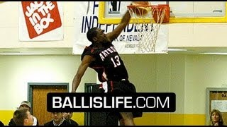 James Harden In High School OFFICIAL Mixtape! The Making of The BEARD!