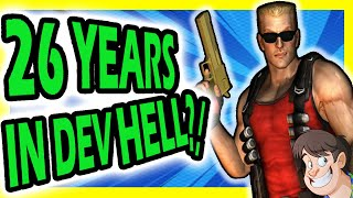 Nope,  Duke Nukem Forever ISN'T Number One!!!   I look into the fascinating world of games that took forever to be released and the fascinating stories as to why.Big thanks to Kim Justice & Dan Ibbertson in their help in creating this episode with me.Say Hello to Kim here:https://www.youtube.com/user/elmyrdehoryand Hello to Dan here:https://www.youtube.com/user/djslopesroomSubscribe!!!http://www.youtube.com/subscription_center?add_user=LarryBundyJrPatreon: http://www.patreon.com/LarryTwitter: https://twitter.com/LarryBundyJrFacebook: https://www.facebook.com/groups/28124030222/Tumblr: http://gurularry.tumblr.com/Twitch.TV: http://www.twitch.tv/gurularryMore Fact Hunt Episodes:♒♒♒♒♒♒♒♒♒♒♒♒ ▶ 4 Games Cancelled for Stupid Reasons:http://goo.gl/15lKhT ▶ 4 Shitty Patents that Ruined Gaming:http://goo.gl/95Ia67 ▶ 5 Game Consoles Literally Rotting Away:http://goo.gl/9SZBYR ▶ 5 Purposely Broken, Unbeatable Games by Dickish Developers:http://goo.gl/u8BGvY ▶  5 Mascots Cancelled by Incredibly Messed Up Reasons:▶ 5 Suspicious Review Scores with Insane Backlashes:https://goo.gl/3CO2g5 ▶ The Rise and Fall of 3 YouTube Gaming Channels:http://goo.gl/sw3NYv   ▶ Top 5 Offensive Passcodes:http://goo.gl/srHAh9  ▶ 4 Times Shigeru Miyamoto was an Asshole:https://goo.gl/gX45aY ▶ 3 Major Gaming Scandals That Were Buried:http://goo.gl/t1vBQl ▶ Top 5 Offensive Cheat Codes:http://goo.gl/KM7hiY ▶ 5 Games You Never Knew Had Sequels:http://goo.gl/zQ5ndA ▶ 5 Insane Reasons Games were ported to the Same System Twice:http://goo.gl/T8Oe9a ▶ 5 Hilariously Idiotic Gaming Screw-Ups:http://goo.gl/7gMLbT ▶ Top 5 Stupid Things Said by Games Journalists:http://goo.gl/EbZQlU ▶ 5 Games Recalled for Shocking Reasons:http://goo.gl/1BqSA2 ▶ The Driv3rGate Scandal: The Full Story:http://goo.gl/sVeZJA ▶ Top 5 Pissed Off Programmer Rants (UK Edition):http://goo.gl/mfGH3B ▶ Top 5 Pissed Off Programmer Rants (USA Edition):https://goo.gl/TZBKyp ▶ Top 5 Pissed Off Programmer Rants (Japan Edition):https://goo.gl/g1diT