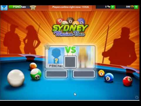 [Y8 FLASH GAME] 8 Ball Pool Multiplayer (Snooker Online Game) -  Gameplay P.11
