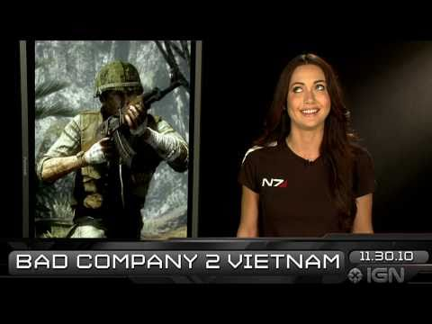 preview-Kinect and Move Sell Big & Bad Company Vietnam Dated - IGN Daily Fix, 11.30 (IGN)