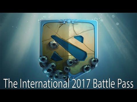 ВСЕ НА ДНО! Новый Компендиум The International 2017 Battle Pass Dota 2