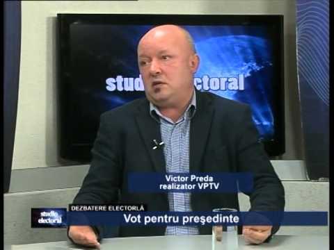 Emisiunea Studio electoral – 6 octombrie 2014
