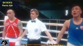 75 kg:Geard Ajetović(Srbija)-Edin Avdić8Austrija) 0-2.