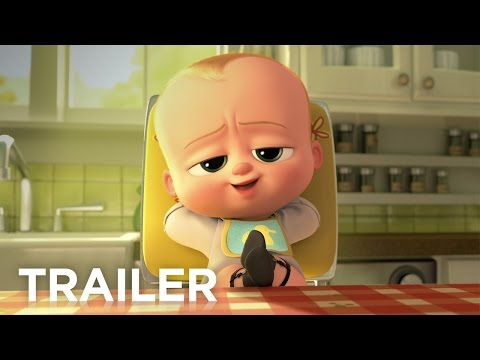 The Boss Baby   Official Trailer 2   Fox Star India   March 31, 2017