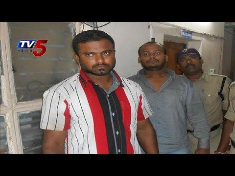 5 Cases Filed On Hyderabad Snake Gang : TV5 News