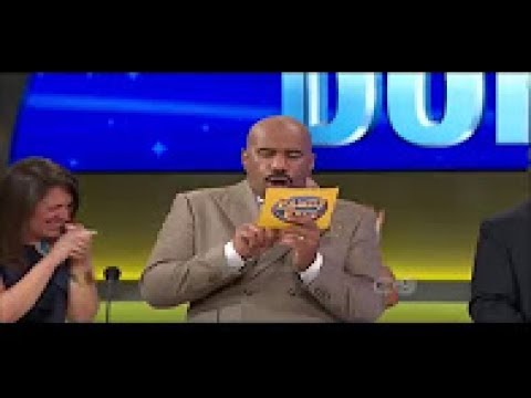 "Steve Harvey Kills on Family Feud 3, ""The Return Of The Harvey"""
