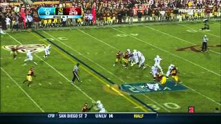 Wes Horton vs UCLA (2011)