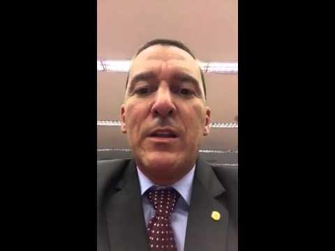 Vinicius Carvalho participa de Comissão Especial sobre Reforma política