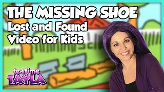 Lost and Found Video for Kids, The Missing Shoe