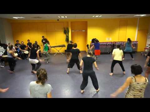 Bagolo Fô - Cours de danse