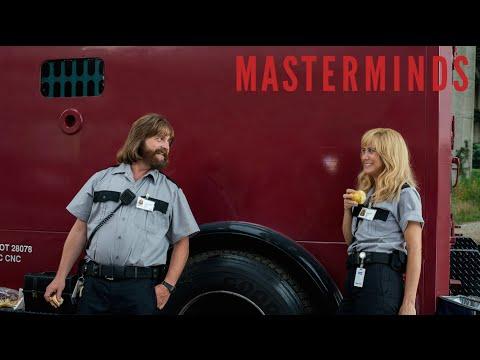 Masterminds (TV Spot 1)