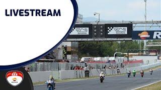 Third round of the FIM CEV Repsol 2017 with Moto3™ Junior World Championship, Moto2™ European Championship and...