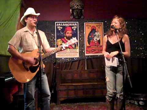 DAVE PHENICIE & JESS KLEIN -  PROMISES (ERIC CLAPTON) -   WHIP IN, AUSTIN TX 6 06 2011