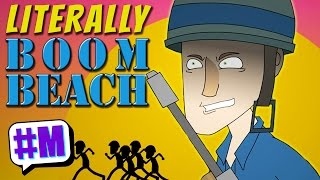 Literally Boom Beach | RageNineteen | MASHED