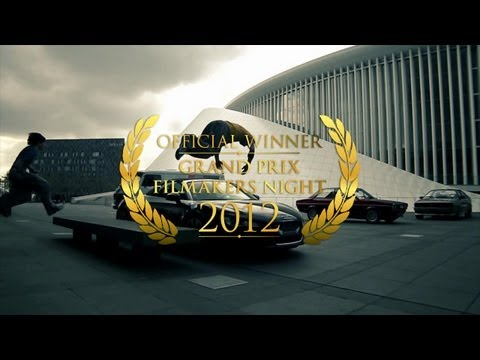 Красивое видео паркура в Люксембурге