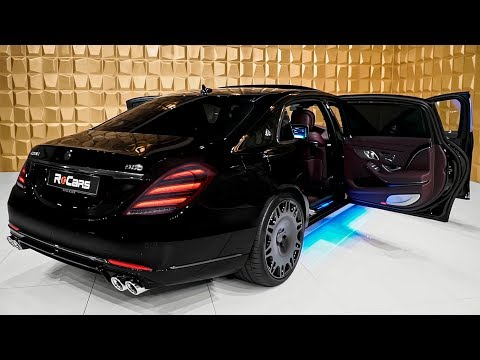 2020 Mercedes-Maybach S 650 BRABUS 900 - Interior and Exterior Details