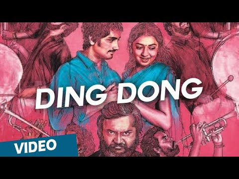 Ding Dong Official Full Video Song - Jigarthanda