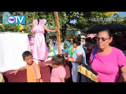 Imagen de María Auxiliadora recorre barrios de Managua