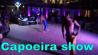 Nice capoeira demonstration at Melia Llana Hotel in the island of Sal (Cape Verde), 19/07/2017. Youtube channel: ...