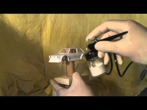 Making a slotcar – HD 720p