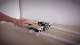 Making a Motorised Camera Slider