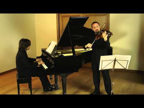 Davide Franceschetti - Giulio Plotino  JOHANNES BRAHMS - Violin Sonata No. 3 in D minor, Op. 108